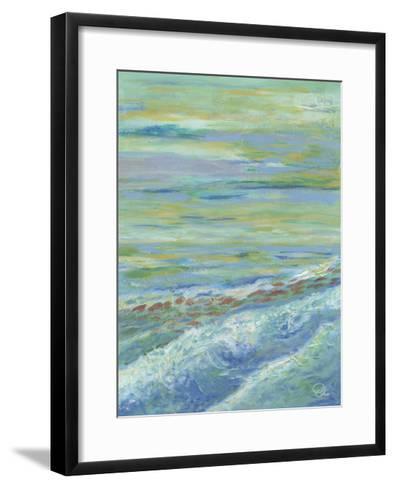 Red Fish II-Olivia Brewington-Framed Art Print