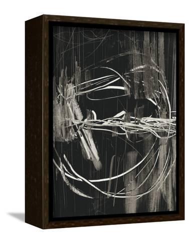 Electrical Arc II-Ethan Harper-Framed Canvas Print