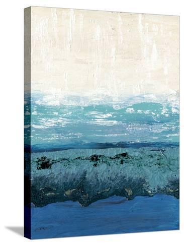 Sapphire Cove I-Alicia Ludwig-Stretched Canvas Print