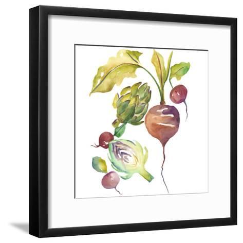 Harvest Medley VI-Chariklia Zarris-Framed Art Print