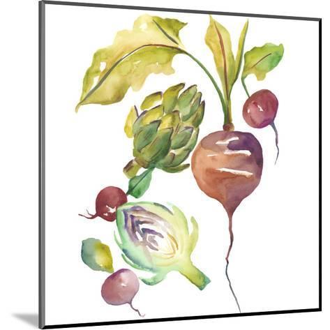 Harvest Medley VI-Chariklia Zarris-Mounted Art Print