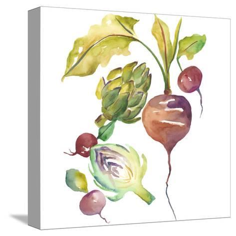 Harvest Medley VI-Chariklia Zarris-Stretched Canvas Print