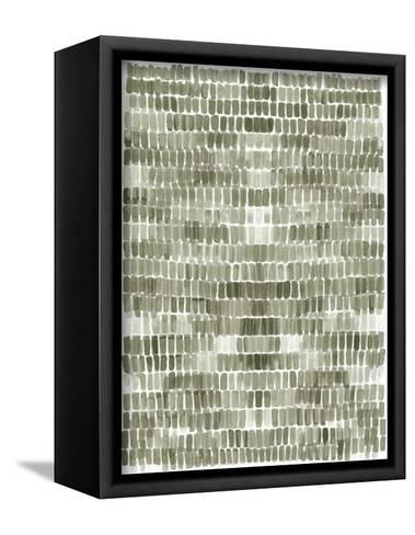 Woven Reeds II-Naomi McCavitt-Framed Canvas Print