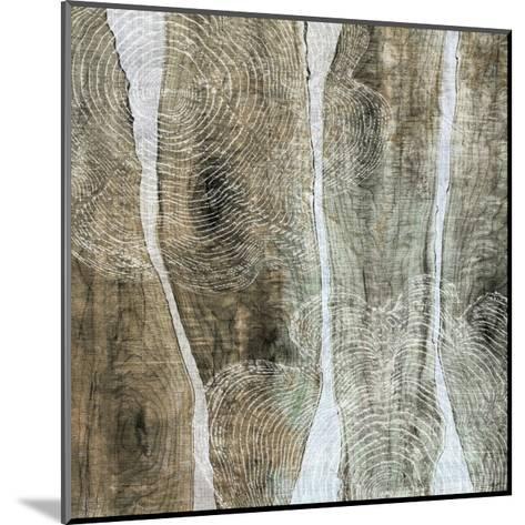 Live Edge IV-John Butler-Mounted Art Print