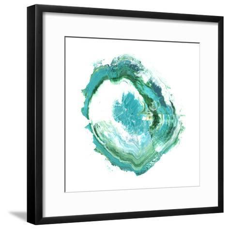 Geode Abstract II-Ethan Harper-Framed Art Print