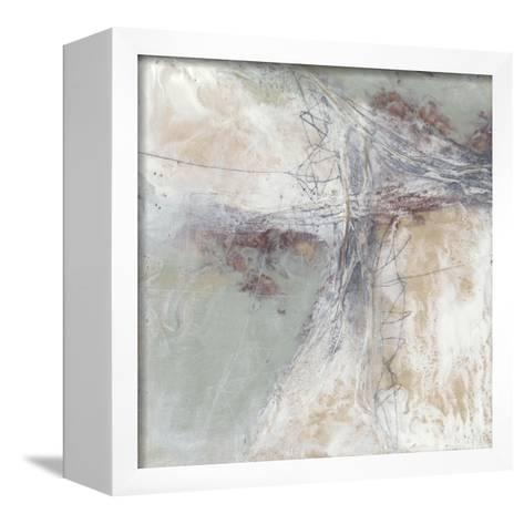 Tension & Connection II-Jennifer Goldberger-Framed Canvas Print