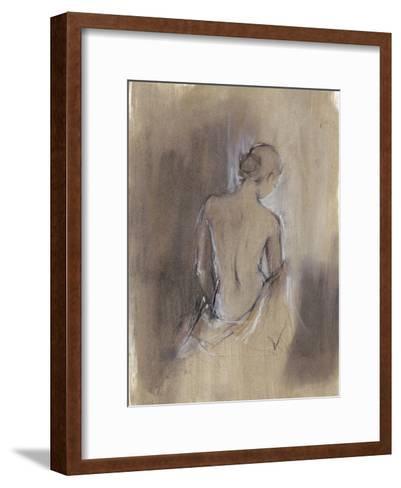 Contemporary Draped Figure II-Ethan Harper-Framed Art Print