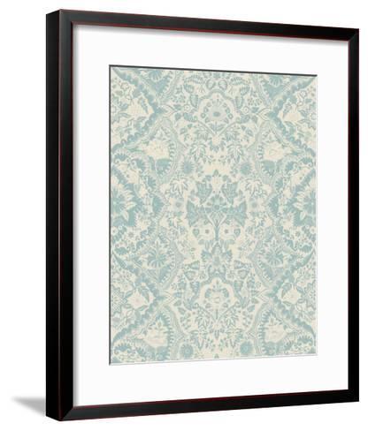 Baroque Tapestry in Spa I-Vision Studio-Framed Art Print