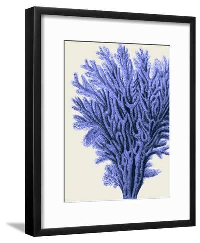 Blue Corals 2 a-Fab Funky-Framed Art Print