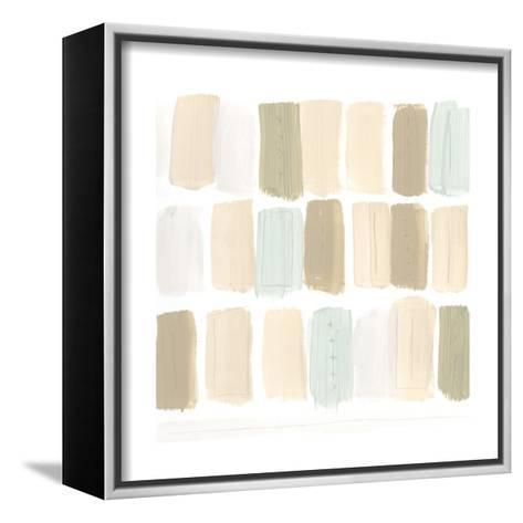 Intangible VIII-June Vess-Framed Canvas Print