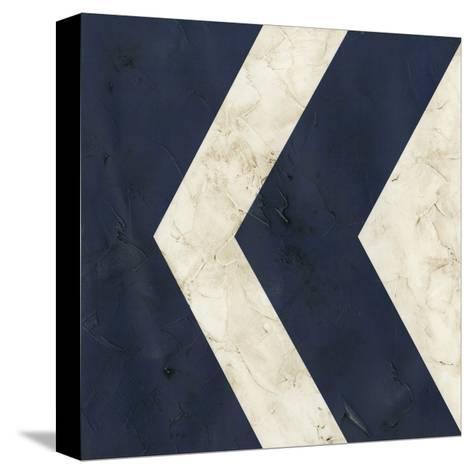 Seaside Signals VI-June Vess-Stretched Canvas Print