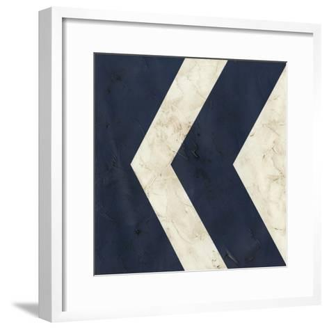 Seaside Signals VI-June Vess-Framed Art Print