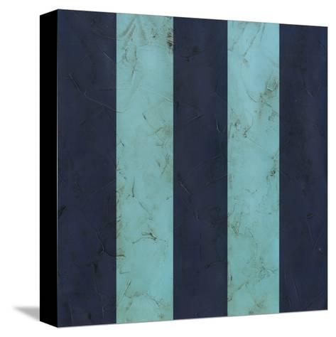 Seaside Signals IV-June Vess-Stretched Canvas Print