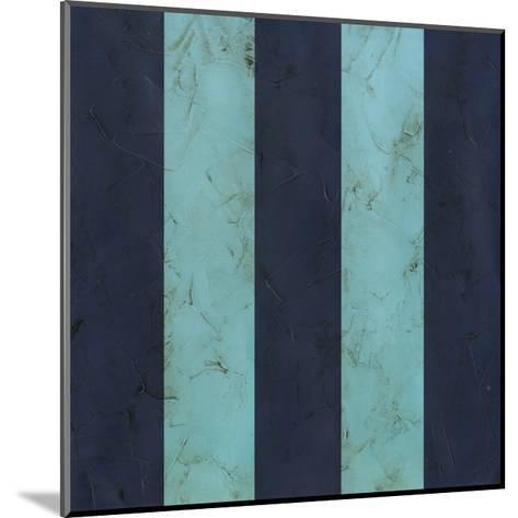 Seaside Signals IV-June Vess-Mounted Art Print