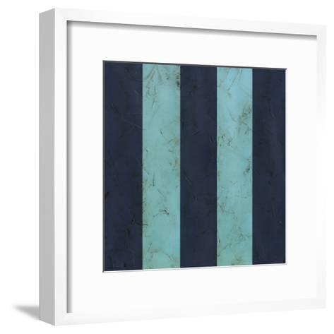 Seaside Signals IV-June Vess-Framed Art Print