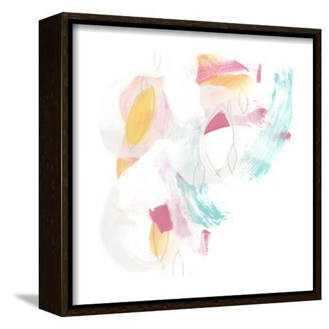 Salon Moderne III-June Vess-Framed Canvas Print