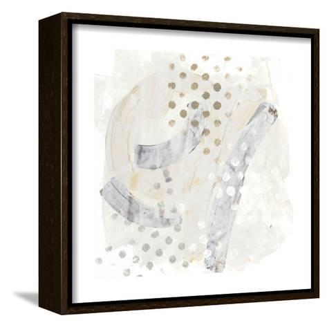 Intangible II-June Vess-Framed Canvas Print