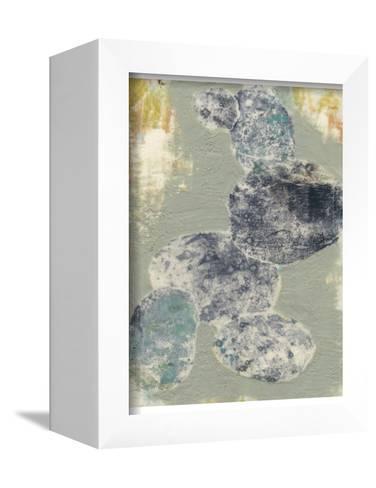 Rock Formations I-Jennifer Goldberger-Framed Canvas Print