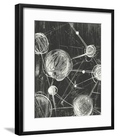 Molecular Fusion I-Ethan Harper-Framed Art Print
