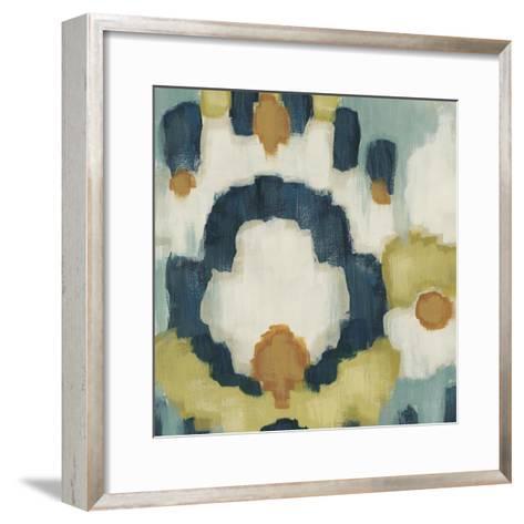 Cascade I-June Vess-Framed Art Print