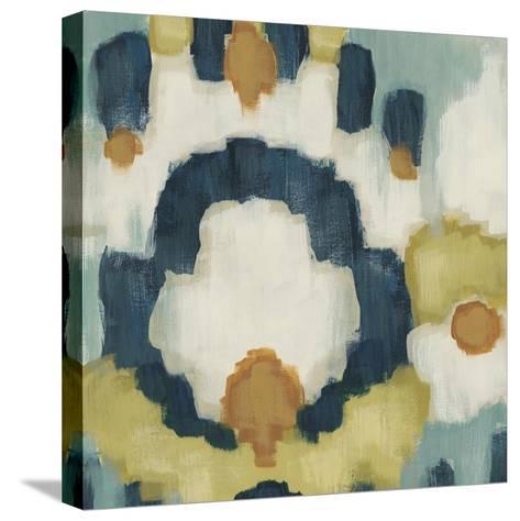 Cascade I-June Vess-Stretched Canvas Print