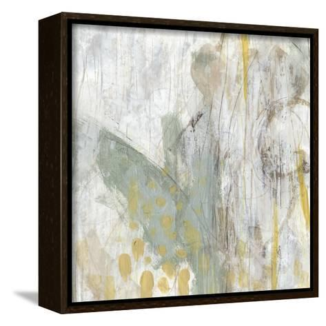 Surface Structure I-June Vess-Framed Canvas Print