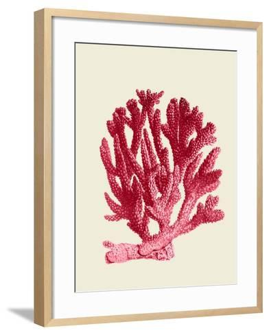 Red Corals 1 a-Fab Funky-Framed Art Print