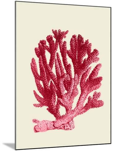 Red Corals 1 a-Fab Funky-Mounted Art Print