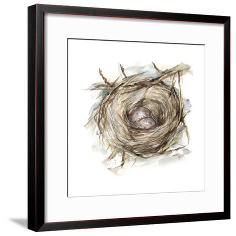 Bird Nest Study IV-Ethan Harper-Framed Art Print