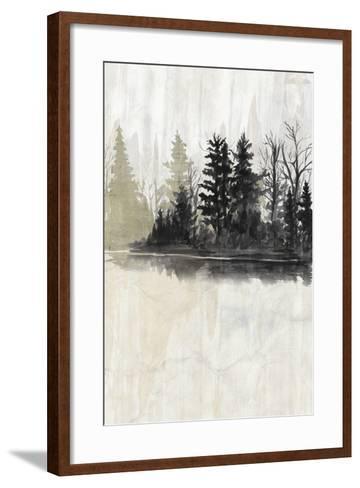Pine Island I-Naomi McCavitt-Framed Art Print