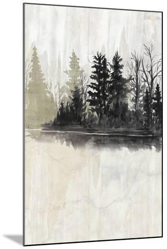 Pine Island I-Naomi McCavitt-Mounted Art Print