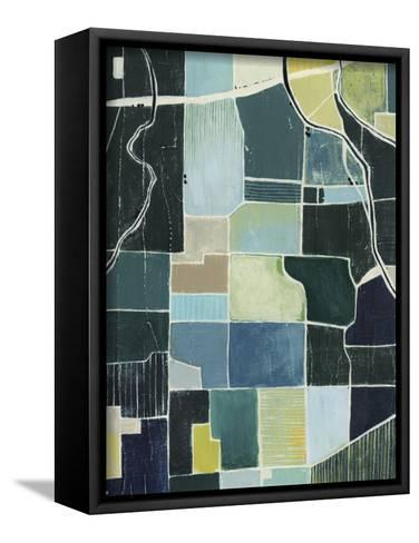 Elevated I-Grace Popp-Framed Canvas Print
