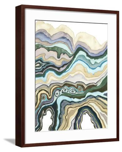 Quartz Lore IV-Grace Popp-Framed Art Print