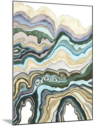 Quartz Lore IV-Grace Popp-Mounted Art Print