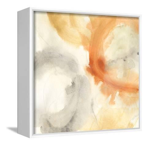 Implicit II-June Erica Vess-Framed Canvas Print