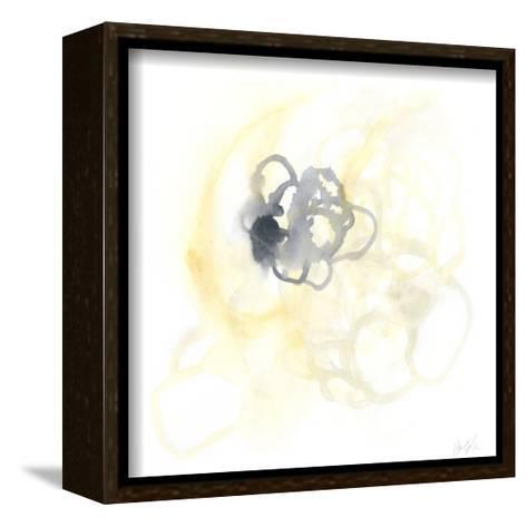 Network II-June Erica Vess-Framed Canvas Print