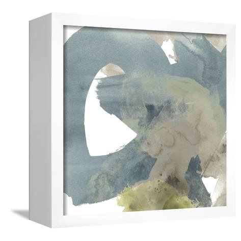 Agate Gesture I-June Erica Vess-Framed Canvas Print