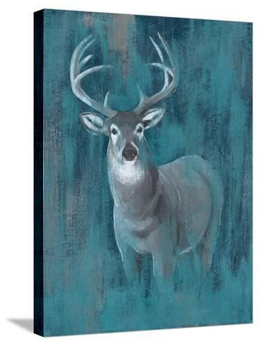Contemporary White-Tail I-Grace Popp-Stretched Canvas Print
