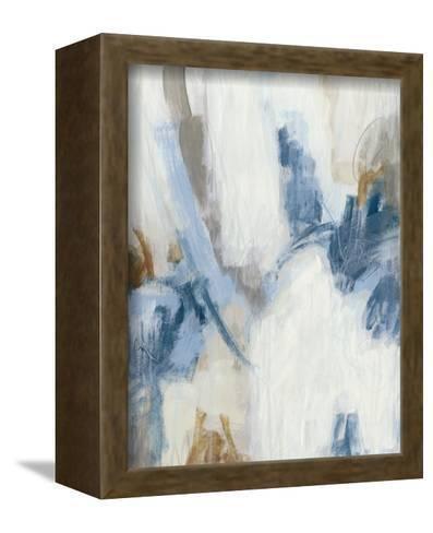 Intermittent II-June Erica Vess-Framed Canvas Print