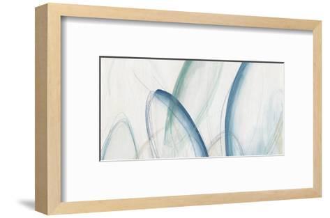 Discus I-June Erica Vess-Framed Art Print