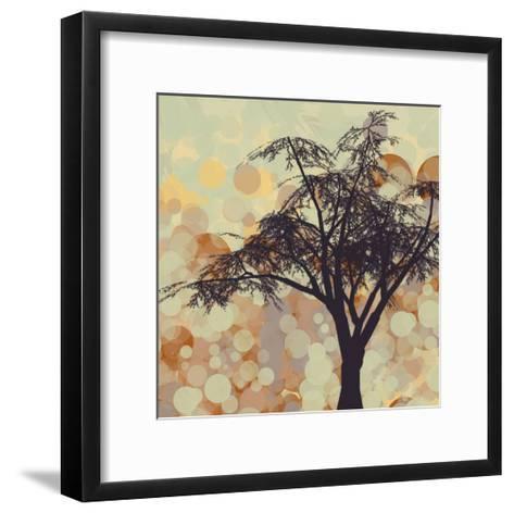 Sunshine Garden V-Irena Orlov-Framed Art Print
