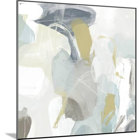 Mint Illusion III-June Erica Vess-Mounted Art Print