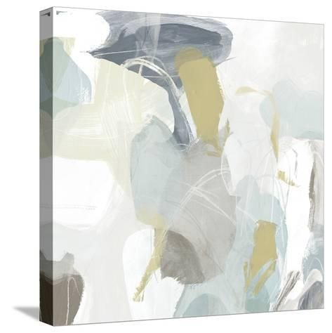 Mint Illusion III-June Erica Vess-Stretched Canvas Print