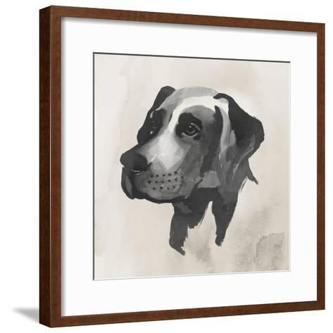 Inked Dogs I-Grace Popp-Framed Art Print