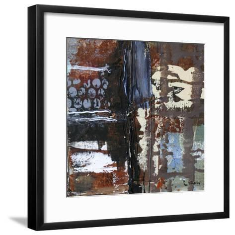 Urban Space II-Irena Orlov-Framed Art Print