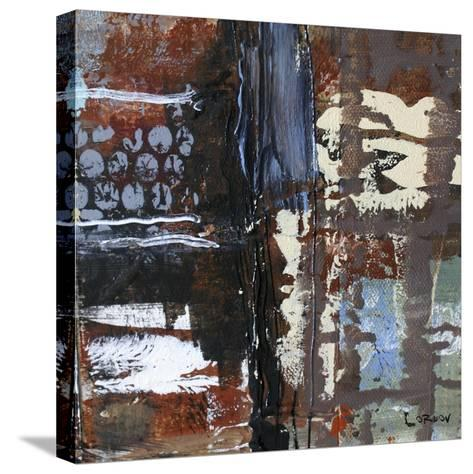 Urban Space II-Irena Orlov-Stretched Canvas Print