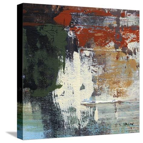 Urban Space IV-Irena Orlov-Stretched Canvas Print