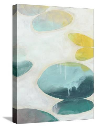 Stacking Stones I-June Erica Vess-Stretched Canvas Print