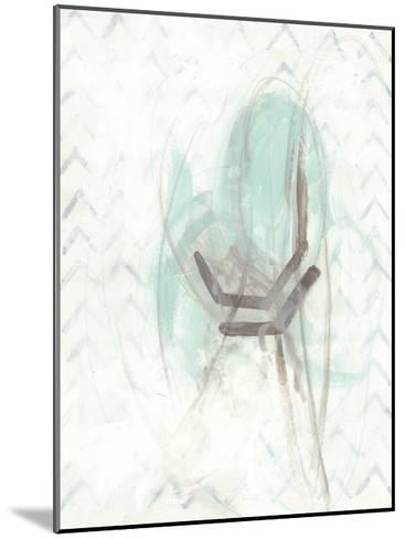 Pattern Logic I-June Erica Vess-Mounted Art Print
