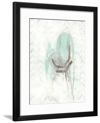 Pattern Logic I-June Erica Vess-Framed Art Print